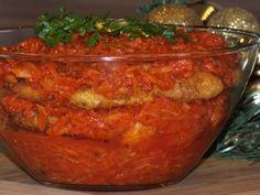 Polish Recipes, Polish Food, Food To Make, Salsa, Delish, Food And Drink, Mexican, Chicken, Ethnic Recipes