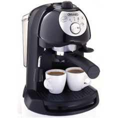 Best Delonghi Espresso Maker for 2018 You are looking for the best Delonghi Espresso Makers. Here's our short-list of recommended Delonghi Espresso Maker options. Espresso Drinks, Best Espresso, Espresso Coffee, Coffee Mugs, Breville Espresso, Coffee Coffee, Coffee Break, Cappuccino Maker, Espresso Maker