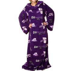 @Sloane Becker snuggies are awful, but this looks AWESOME