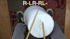 Top Ten Bucket Drumming Beats of ALL TIME! #2 & #3