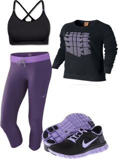 """""""work out/run outfit"""" by tantrum on Polyvore"""