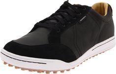 Adidas uomini adicross gripmore scarpa da golf marrone scuro / cioccolata / potere