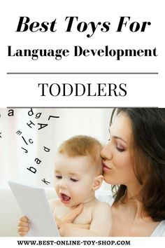 Toys are a brilliant way to help toddler talk more. A fun way to help language development