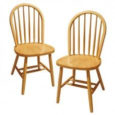 Set of 2, Windsor Chair, Assembled