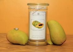 Tangy, sweet, juicy fusion of scrumptious mango & plump papaya.