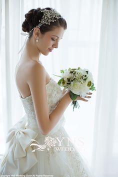 SR15918|LaVenie Collection ウェディングドレス|ウェディングドレスのYNS WEDDING