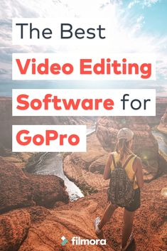 To make things simple, we've rounded up what we think are the best GoPro video editors on the market right now, and sum up why we choose them.