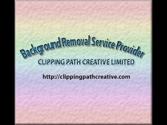 Background Removal Service Provider - Clipping Path Creative - 24 Hours ...