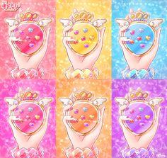 Mythical Pokemon, Hatsune Miku, Magical Girl, Shoujo, Friends Forever, Sailor Moon, Chibi, Anime Art, Kawaii