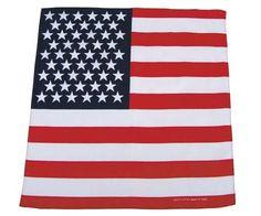 MFH Bandana, USA Fahne / mehr Infos auf: www.Guntia-Militaria-Shop.de