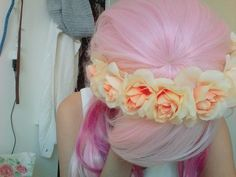 Rose Blood-Reaper: pastel goth headband