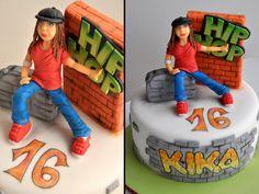 Hip hop - Cake by CakesVIZ