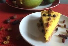 Najlepšia mangová RAW torta z 5 ingrediencií - Fitshaker Waffles, Breakfast, Ale, Food, Morning Coffee, Ale Beer, Essen, Waffle, Meals