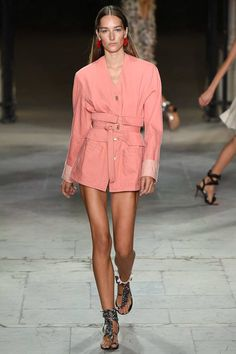 Isabel Marant Spring 2017 Ready-to-Wear Collection Photos - Vogue