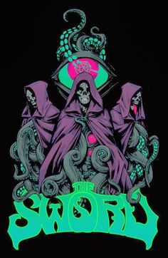 The Sword… Such a quality band