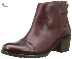 Pikolinos Andorra 913, Bottes Souples femme, Rouge (Garnet), 40 EU - Chaussures pikolinos (*Partner-Link)