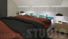 Wyrafinowana sypialnia