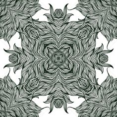 Luxury Pattern with Thin Lines.  #GraphicRiver