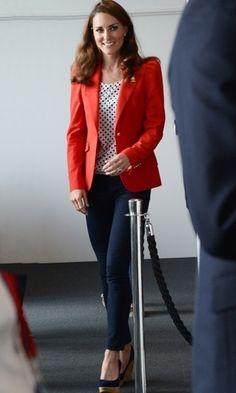 Kate Middleton team GB