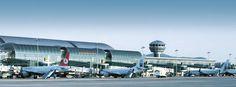 Izmir Airport view