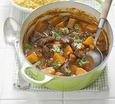LEBANESE RECIPES: Aromatic lamb with dates recipe