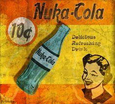 Fallout 3 Nuka-Cola