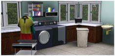 Montes de Lavanderia - Store - The Sims™ 3
