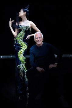 Only Armani would come up with this: one-night-only-giorgio-armani-beijing-3.jpg 450×676 pixels