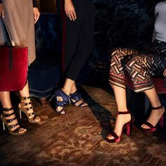 Celebrating its 20th anniversary this year, Jimmy Choo's fall-winter 2016 collection has officially landed at Net-a-Porter. Designer Sandra Choi found inspiration in La Belle Époque for an eclectic offering which focuses on rich velvets, sumptuous suedes and hardware buckles. From thigh-high boots to platform sandals, these shoes will definitely be one of the focal points …