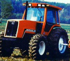 ALLIS-CHALMERS 8070 FWD