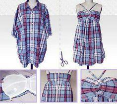 // 7 Ideas geniales para reciclar tu ropa vieja, vamos ahorrar y a divertirnos con estas divertidas ideas de como reciclar tu ropa vieja, y esta a la moda
