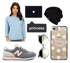 """Untitled #31"" by hannah-s-b on Polyvore featuring New Balance, Casetify, UGG Australia and Bench"