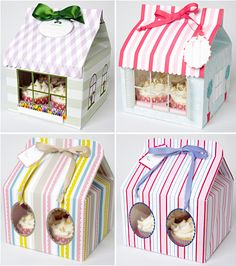 Sweet Tooth: Clever Cupcake Boxes