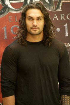 i wanna just throw this 1 out there cause he is just tall with messy hair n sexy!
