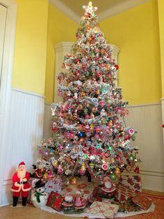 Christopher Radko's Christmas Tree.
