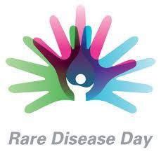 Become more aware of The National Rare Disease Day!  TODAY!  Support those who live with these rare diseases every day!