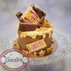 Tony chocolony - Cake by Gaabs