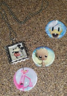 Kids pendants