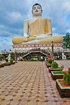 Along The Golden Mile, Beruwela, Sri Lanka