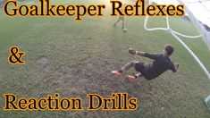 Goalkeeper Training: Quick Reflex and Reaction Drills Goalkeeper Training, Soccer Training, Soccer Practice, Drills, Youtube, Summer, Football Squads, Summer Time, Soccer Coaching