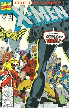 Uncanny X-Men #273