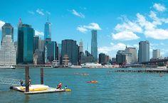 Nova York faz pazes com a água e preenche suas margens com parques - 30/11/2014 - Serafina - Folha de S.Paulo