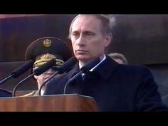 Putin's Address At Victory Parade 2000