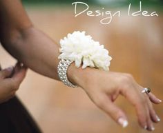 High School Prom Wrist Corsages | Wrist Corsage Bracelets - The Cutting Garden Floral Supply