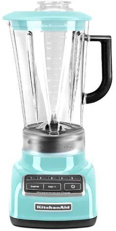 KitchenAid Blender in Aqua