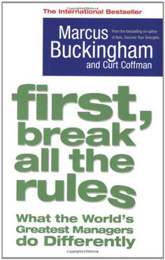 First, Break All The Rules by Marcus Buckingham and Curt Coffman http://www.amazon.com/dp/1416502661/ref=cm_sw_r_pi_dp_aSLSwb0GB04BA