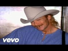Alan Jackson - I Don't Even Know Your Name - YouTube. Notice the gap tooth on his photo. It's a hint...hilarious video.