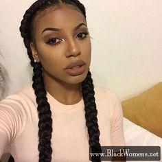 100+ Types of African Braid Hairstyles To Try Today