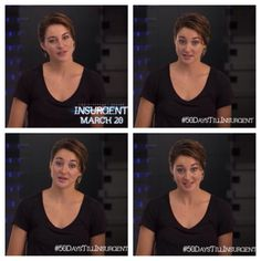 Image shared by Ashlyn Everett. Find images and videos about divergent, Shailene Woodley and insurgent on We Heart It - the app to get lost in what you love. Divergent Insurgent Allegiant, Shailene Woodley, Image Sharing, Find Image, We Heart It, Actresses, Stars, Movies, Female Actresses
