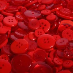 My World of Colours red